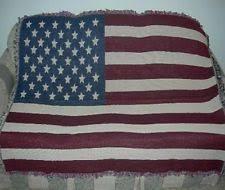 American Flag Comforter American Flag Throw Ebay