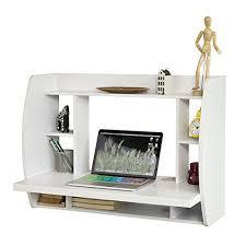 bureau avec etagere fwt18 w table murale bureau avec étagère intégrée armoire de