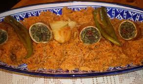 recettes de cuisine tunisienne riz aux calamars farcis la recette de maman filkoujina
