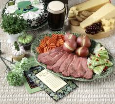 Cold Dinner Try A Little Irish Cuisine For St Patrick U0027s Day Dinner Food