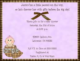 baby shower lunch invitation wording come and go baby shower invitation wording theruntime