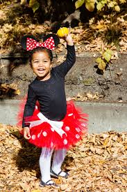 Minnie Mouse Costumes Halloween Meet Janice Croze Toadstool Tutu Nat Nanton