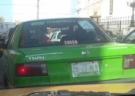 nissan tsuru taxi taxi saltillo taxisaltillo twitter