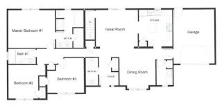 ranch style floor plans simple ranch style house plans craftsman ranch house plans ranch
