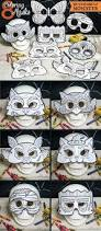 25 printable masks ideas animal masks