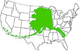 alaska inside us map knom the nome static year end 2008