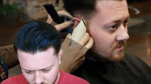 men u0027s hair i men u0027s hair cut and style 2016 i blue highlights youtube