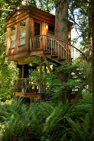 Treehouse Point Wa - pete nelson u0027s tree houses