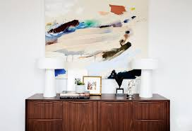 Partner Desks Home Office by Tour Karlie Kloss U0027 Boss Office U2013 Homepolish