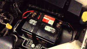 resetting computer battery how to reset your car s ecu youtube