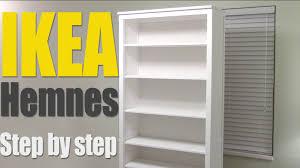 new ikea hack hemnes bookcase home design awesome creative in ikea