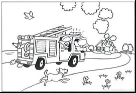 dump truck coloring pages free easy printable trash pack free