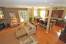 open kitchen dining living room floor plans kitchen dining living room layouts kitchen a awesome open concept