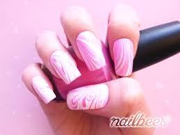 marble nail designs nailbees