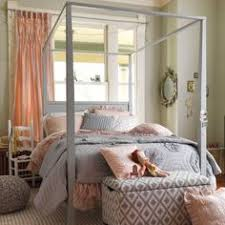 Land Of Nod Girls Bedding by Antique Chic Bedding Landofnod Love The Gray With The Pink