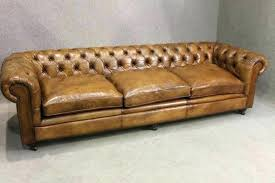 Used Chesterfield Sofas Sale Chesterfield Leather Sofas For Sale Engl Vintage Leather