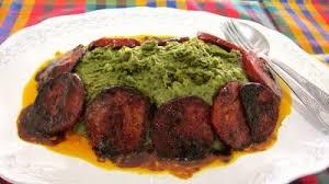 cuisine landaise broutes en purée au chorizo à la landaise recette légumes