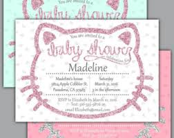 hello baby shower hello baby shower invitations etsy