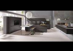 cuisine en dur cuisine contemporaine en aluminium gauthier cuisine