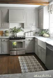 Farmhouse Kitchen Rug Kitchen Rug Ideas 2016 Kitchens Gray Cabinets And House
