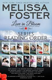 in bloom series reading order free foster author