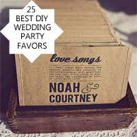 best 25 best wedding favors 25 best do it yourself favors for your wedding planning