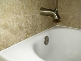 grouting bathtub tile don t caulk here