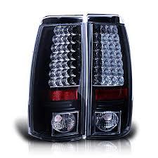 2008 chevy silverado led tail lights ikon auto parts