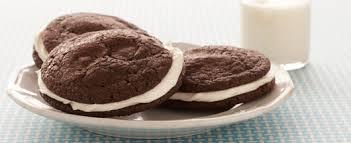 easy brownies and cream sandwich cookies duncan hines