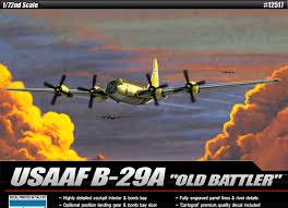 B 29 Interior Usaaf B 29 U0027old Battler U0027 Academy 12517