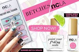 our betches x ncla nail set is here betches