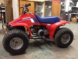 8 best honda trx atc 70 images on pinterest honda dirtbikes