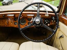 classic bentley interior rolls royce 25 30 saloon by lancefield revivaler