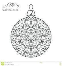 printable ornament tags printable coloring ornament