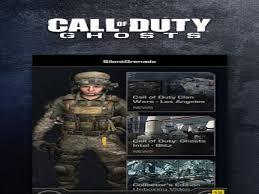 call of duty ghosts apk call of duty ghosts clan app apk arslansenki