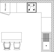 L Shaped Kitchen Layout With Island by Johnson Kitchens Indian Kitchens Modular Kitchens Indian