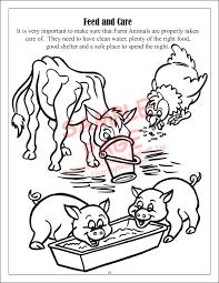 coloring book publishers food fun farm coloring book