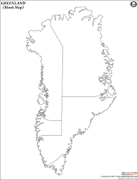 Blank Australia Map by Blank Map Of Greenland Greenland Outline Map
