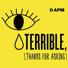 thanksgiving for friends quotes terrible thanks for asking podcast apm podcasts