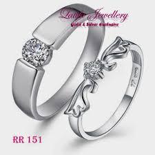 cincin lapis emas cincin kawin lapis emas rr 151 model terbaru tunangan pernikahan