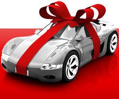 car gift bow big shiny pink rosette bow big car bows rosettes