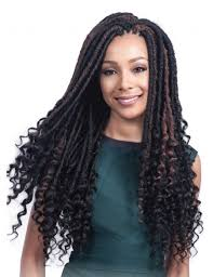 crochet braid hair crochet braid bomba faux locs soul goddess 20