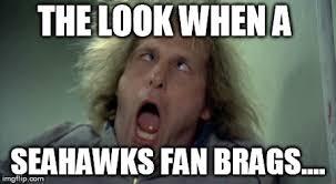 Seahawks Fan Meme - scary harry meme imgflip