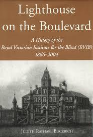 History Of The Blind Books U2013 Judith Buckrich