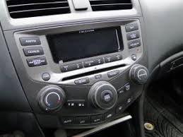 honda accord radio security code input instructions