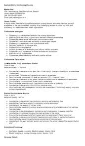 Resume Samples For Registered Nurses by Resume Template Nurse Manager