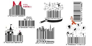 Barcode Designs For Barcode Revolution Unique Japanese Barcode Designs Information