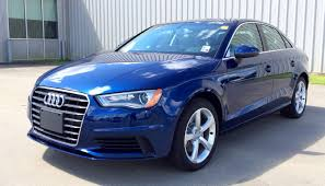 audi a3 scuba blue 2015 audi a3 review start up exhaust