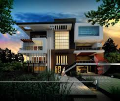stunning modern home design make families more pleased and