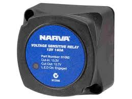 vsr140 amp isolator no over ride home 12 volt